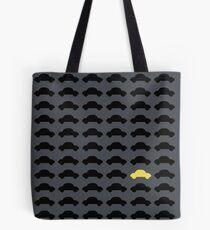 Yellow Car! Tote Bag