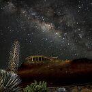 Milky Way over Haleakala by NealStudios