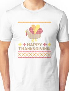 Ugly Thanksgiving Sweater T-Shirt