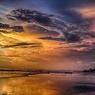 Nicaragua Sunset - 9/9/12 by NealStudios