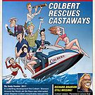 Colbert saves Castaways by andyjhunter