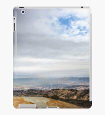 San Jose Overlook 1 iPad Case/Skin