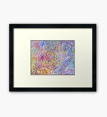Colorful Acryl Framed Print