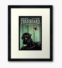Treebeard - Year One Framed Print