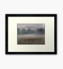 Sleepy Hollow... Framed Print