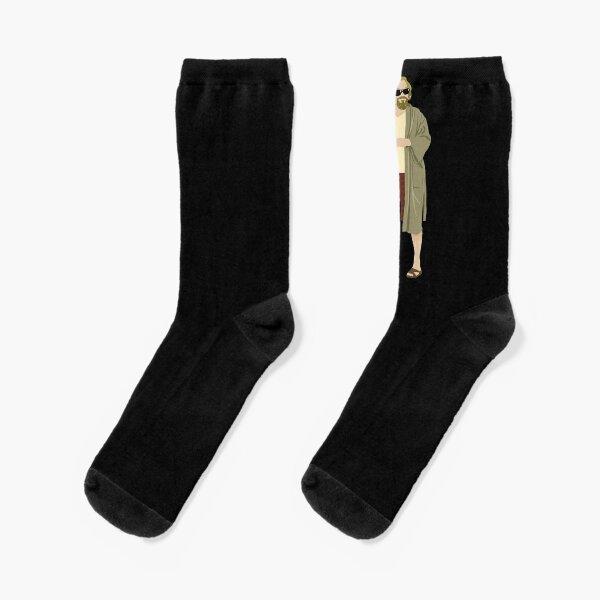 the big lebowski-the dude Socks