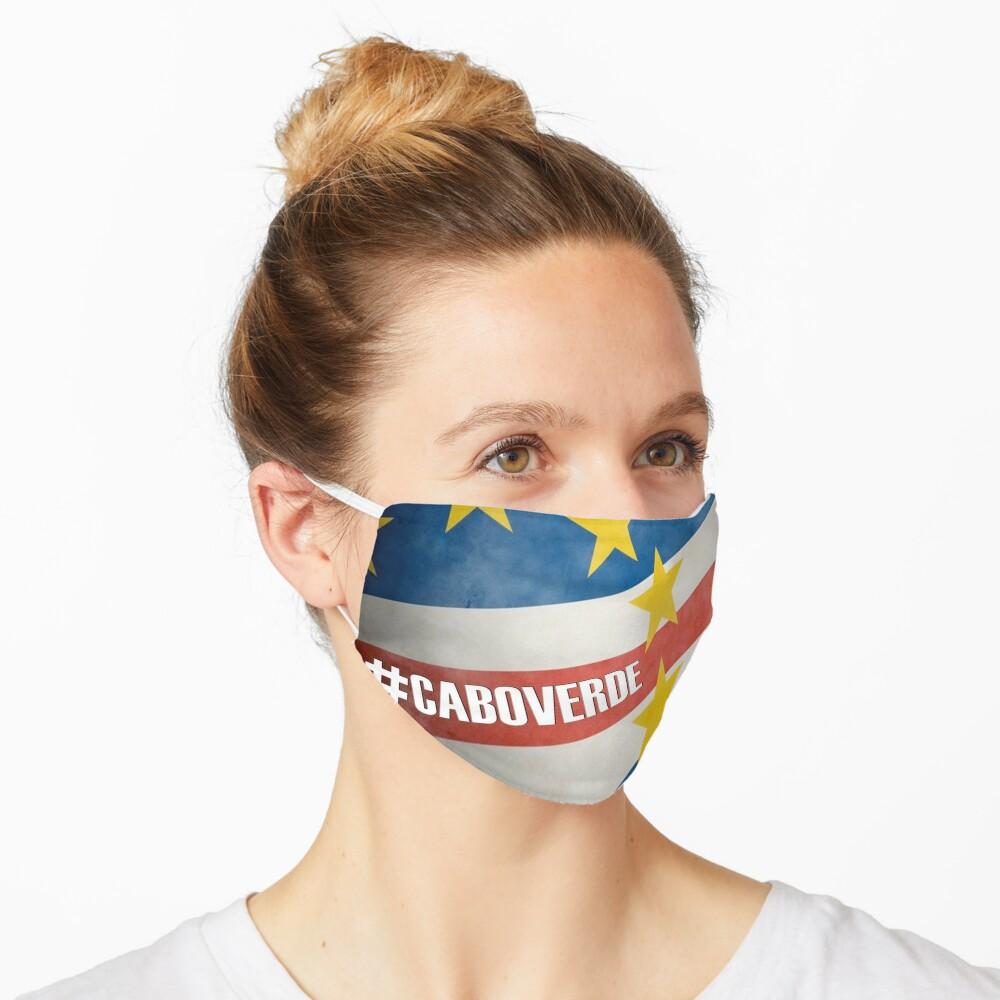Masque «#CABOVERDE»