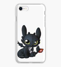 Chibi Toothless iPhone Case/Skin