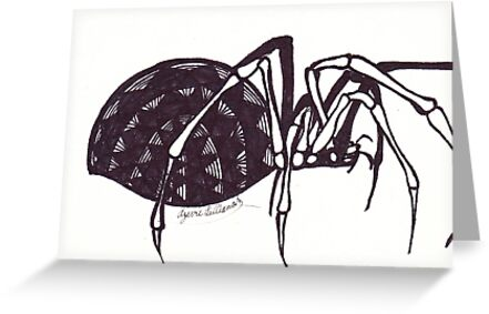 Black Widow (Halloween 2012) by AzureLilliana