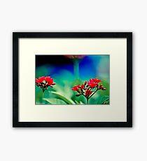 Eden garden...Got Featured Work Framed Print