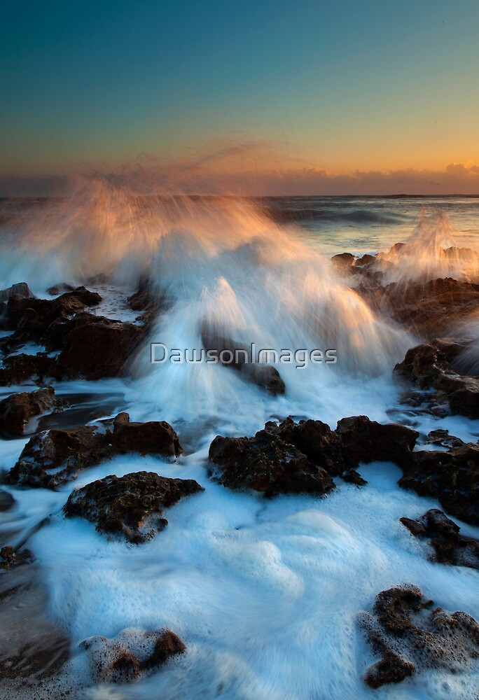 Over the Rocks by DawsonImages