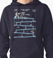Donkey Hoth Pullover Hoodie
