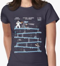 Donkey Hoth Womens Fitted T-Shirt