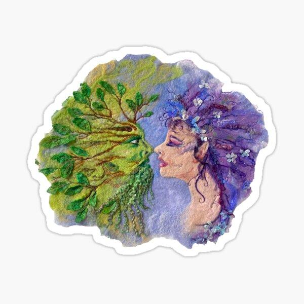 Enchanted Encounter Sticker