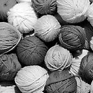 Woolly Shades of Grey by Clare McClelland