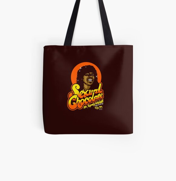 SEXUAL CHOCOLATE All Over Print Tote Bag