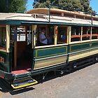 Bendigo tram #21 by shaynetwright