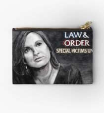 Olivia Benson Law and Order SVU Studio Pouch