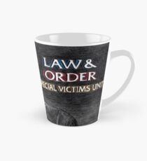 Olivia Benson Recht und Ordnung SVU Tasse (groß)