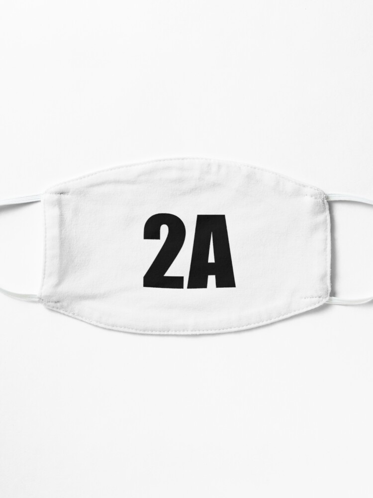 Alternate view of 2A Mask