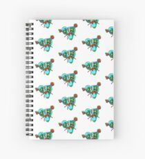 Paul Panfer - Head Spiral Notebook