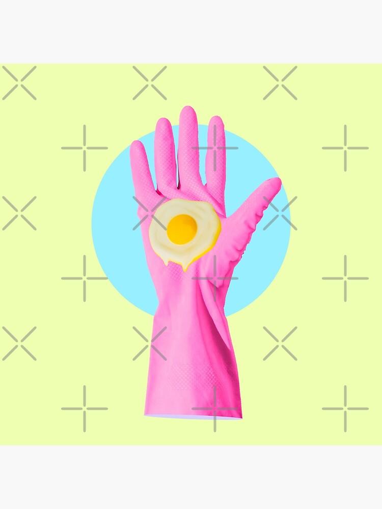 Hand and egg  by KatyaHavok
