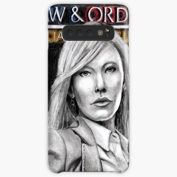Amanda Rollins Law and Order SVU Samsung Galaxy Snap Case