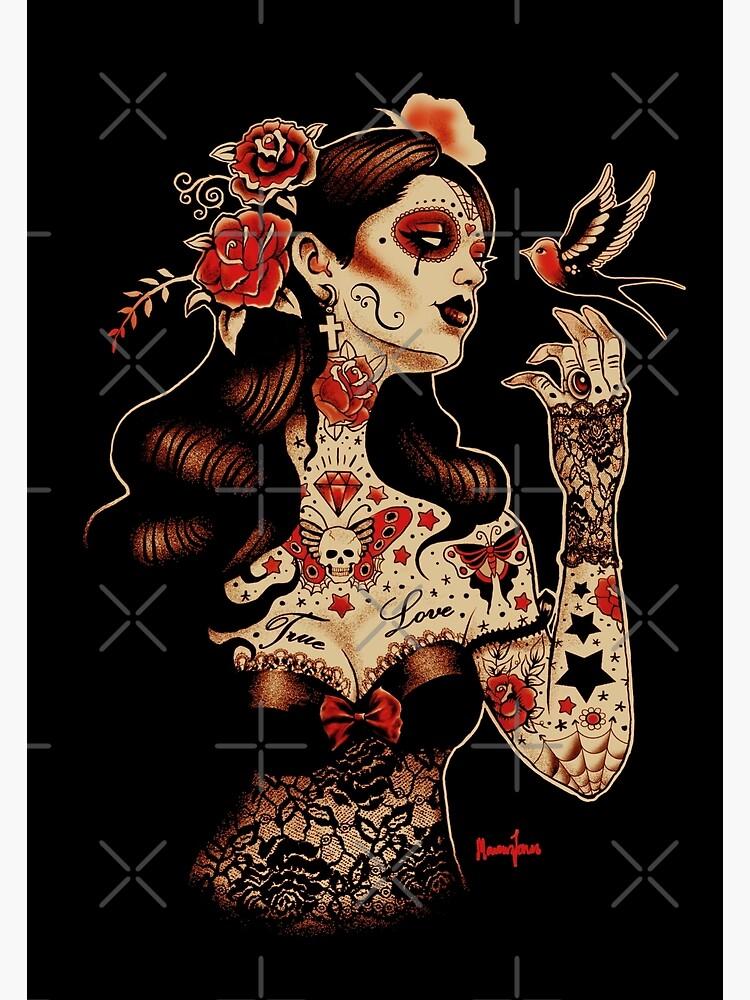 Day of the Dead Art, Day of the Dead Picture ,Dia De Los Muertos by marcusjones