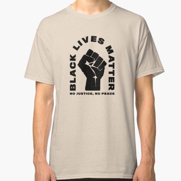 Black Lives Matter Black Power Classic T-Shirt
