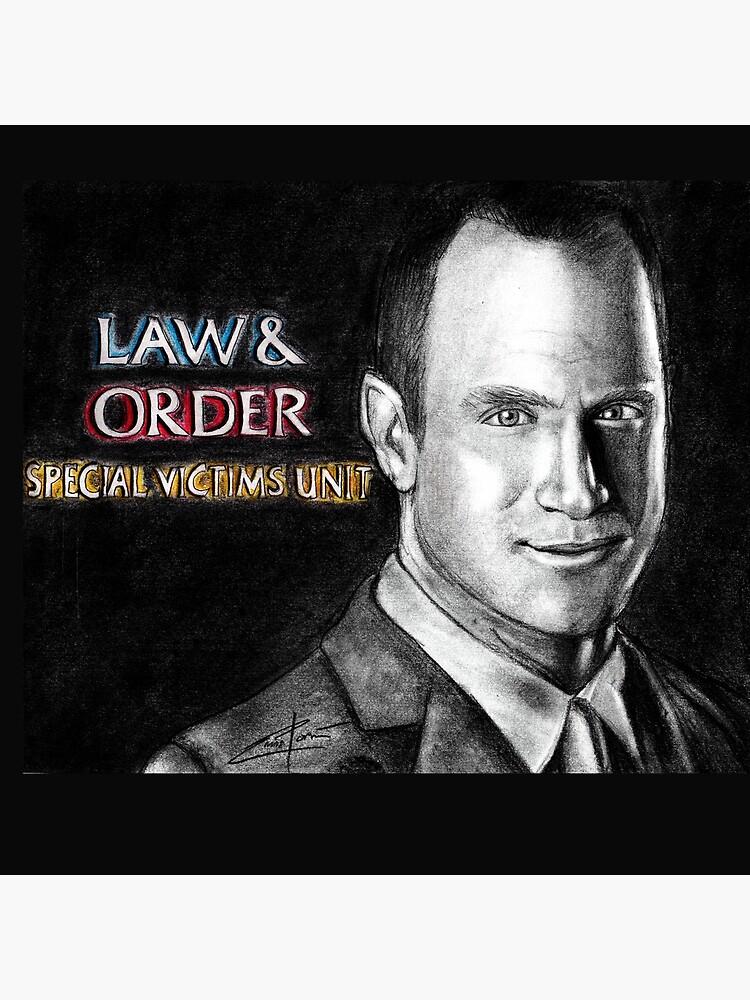 Elliot Stabler Law and Order SVU von Epopp300