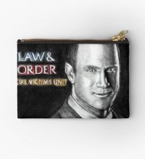 Elliot Stabler Law and Order SVU Studio Pouch