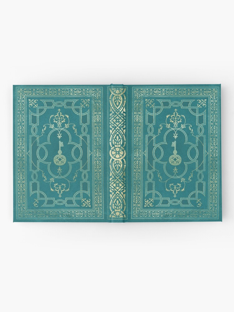 Alternate view of Old magic key grimoire Hardcover Journal
