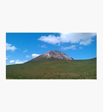 Mount Errigal- Donegal,Ireland Photographic Print