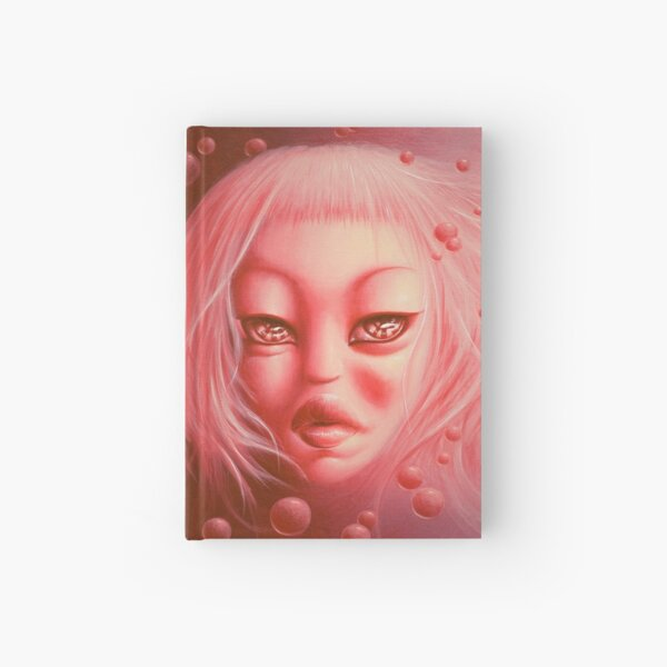 Void Of Pink Hardcover Journal