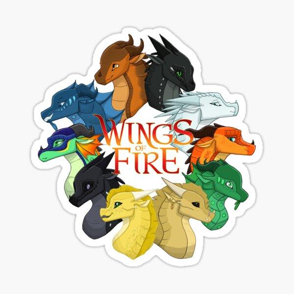 Wings of Fire Sticker