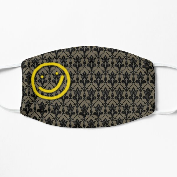 Sherlock Bored Smile Mask