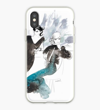 New York Glamour iPhone Case