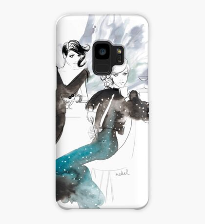 New York Glamour Case/Skin for Samsung Galaxy