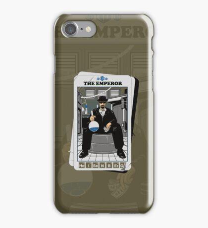 THE EMPEROR iPhone Case/Skin