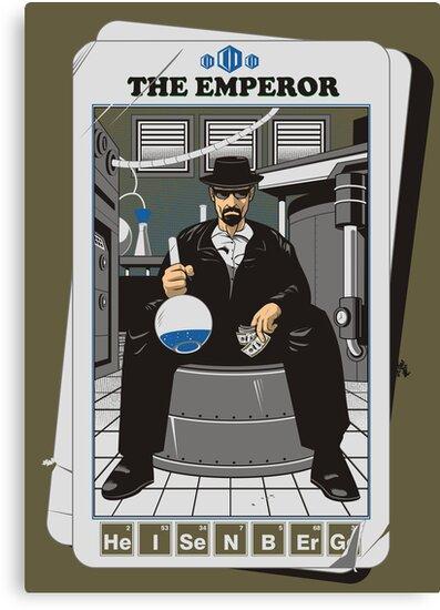 THE EMPEROR by Adams Pinto