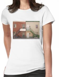 a dream place Womens Fitted T-Shirt