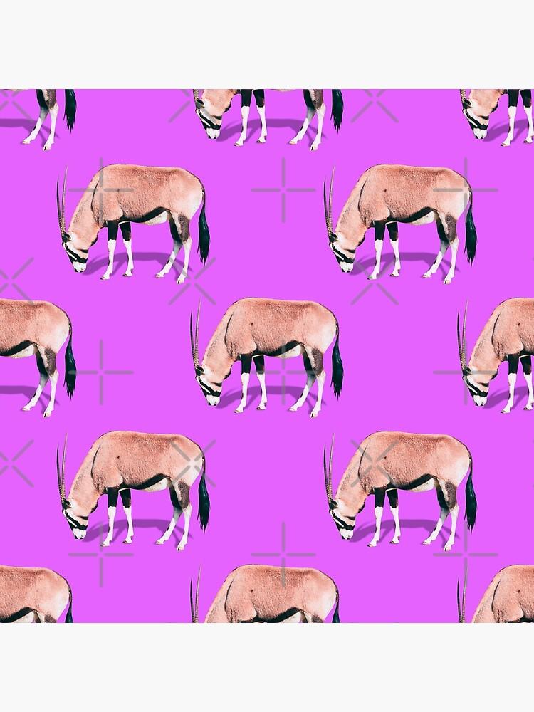 Antelopes pattern by KatyaHavok