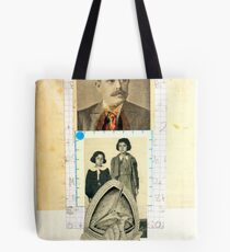 EL HOMBRE DE LAS MULTITUDES (man in the crowds) Tote Bag