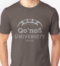 Qo'nos University Unisex T-Shirt