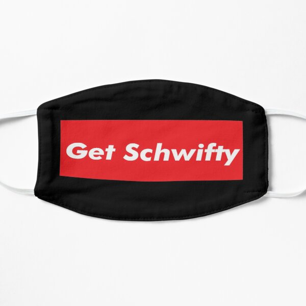 Get Schwifty Rick And Morty Design Mask