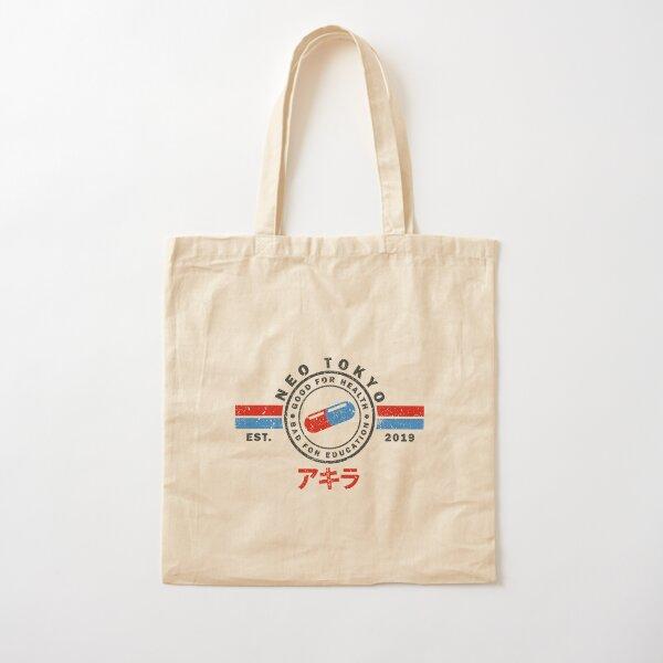 The Capsules - Akira - Neo Tokyo 2019 Cotton Tote Bag