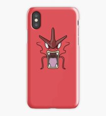 Red Gyarados iPhone Case