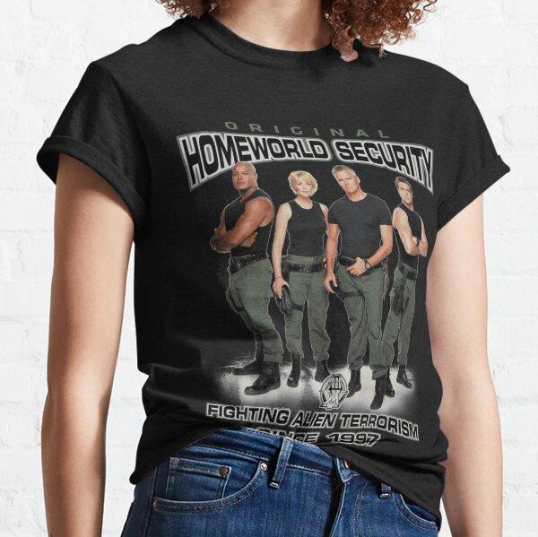 Stargate SGI T-shirt classique