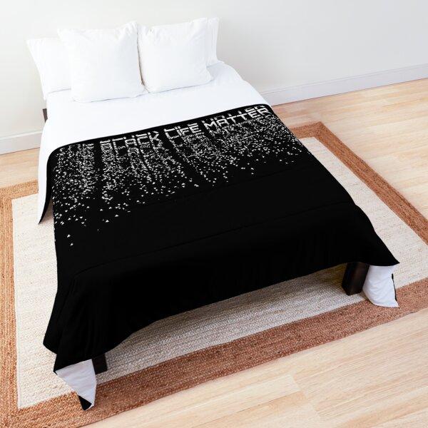 The black life matters Comforter