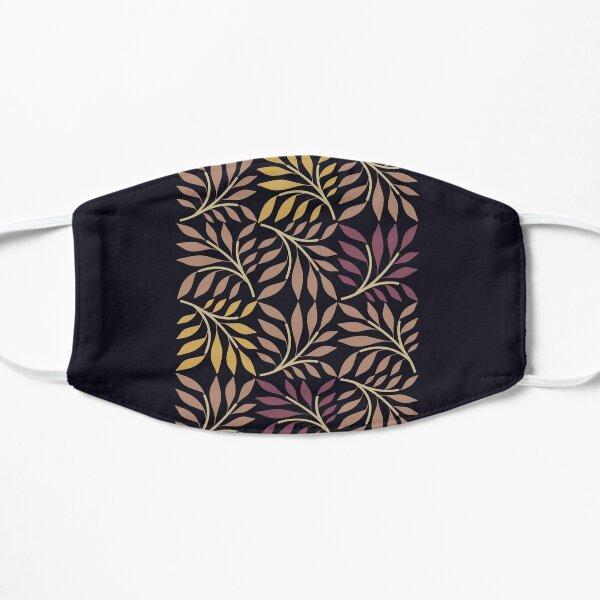 Leaf Squares Flat Mask